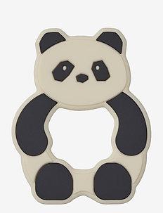 Gerda Teether - zabawki dla dzieci - panda creme de la creme