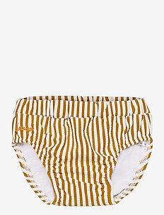 Frej baby swim pants seersucker - stroje kąpielowe - y/d stripe