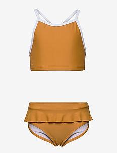 Marilyn bikini set - bikinis - mustard