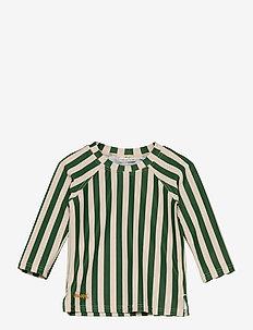 Noah swim tee - uv-clothing - stripe
