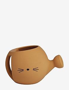 Lyon watering can - gry i zabawy na świeżym powietrzu - cat mustard