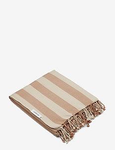 Mona beach towel - accessories - y/d stripe