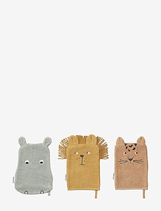 Sylvester washcloth - accessories - safari mix