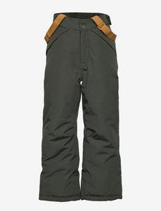 Fenja snow pants - winterbroeken - hunter green
