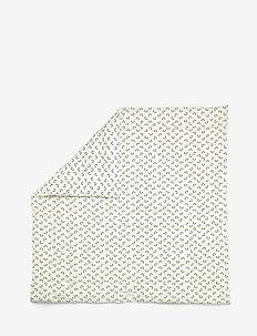 Agnes baby blanket print - PANDA CREME DE LA CREME