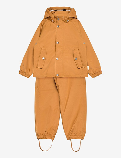 Parker rainwear - sets & suits - mustard