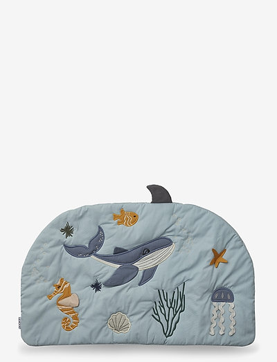 Sofie activity playmat - spielmatten - sea creature mix