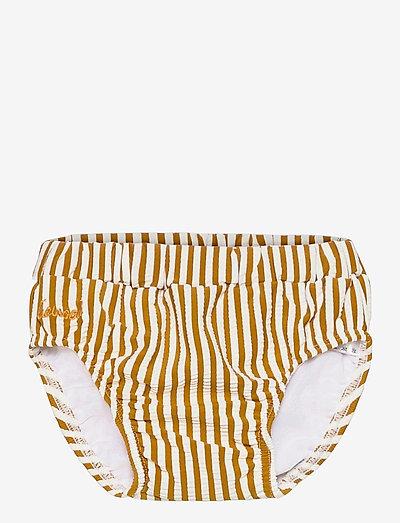 Frej baby swim pants seersucker - kleding - y/d stripe