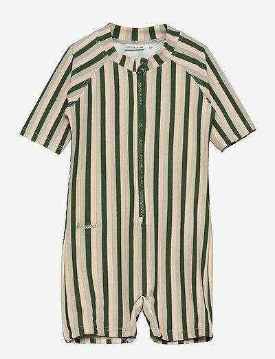Max swim jumpsuit - uv-clothing - stripe