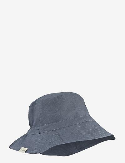 Delta bucket hat - solhat - blue wave