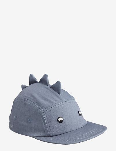 Rory cap - huer & kasketter - dino blue wave