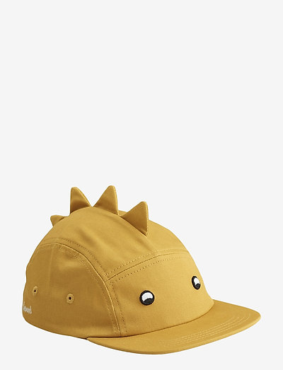 Rory cap - huer & kasketter - dino yellow mellow