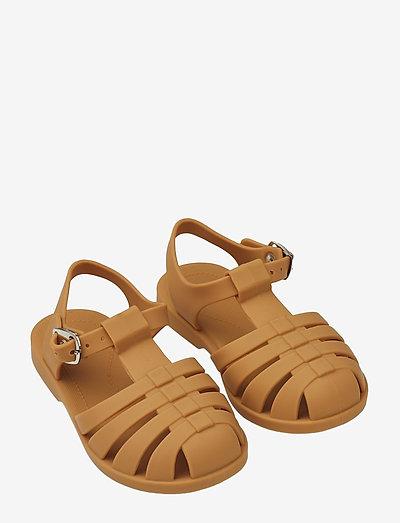 Bre Sandals - stropp-sandaler - mustard