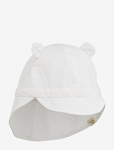 Levi sun hat - solhat - white