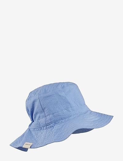 Loke bucket hat - solhat - sky blue