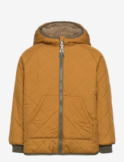 Jackson Reversible Jacket - coveralls - golden caramel