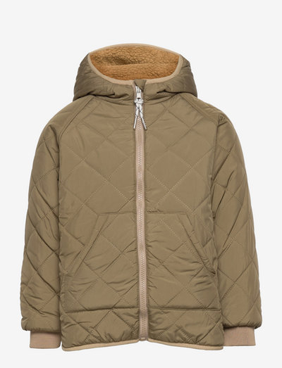 Jackson Reversible Jacket - coveralls - khaki