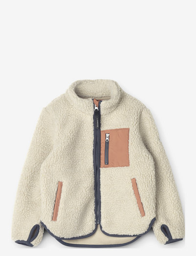 Nolan jacket - fleece jackets - tuscany rose