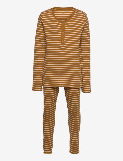 Wilhelm pyjamas set - sets - y/d stripe