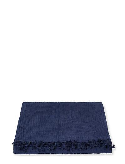 Nor muslin blanket - NAVY