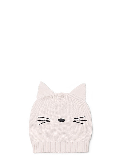 Knit hat cat - SWEET ROSE
