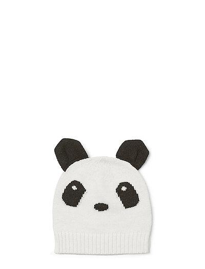Knit hat panda - CREME DE LA CREME