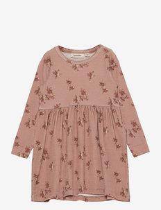NMFGAYA LS DRESS - kjoler & nederdele - almondine