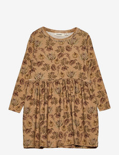 NMFGAYA LS DRESS - kjoler & nederdele - lark