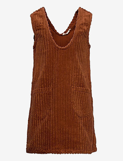 NMFELLERY SL LOOSE CORD SPENCER - dresses & skirts - tortoise shell