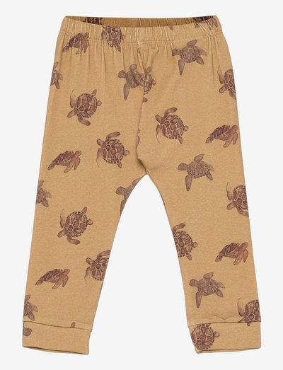 NBMGEO LOOSE PANT - trousers - lark
