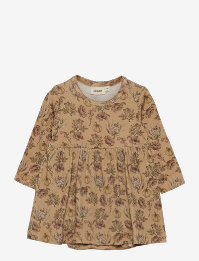 NBFGAYA LS BODY DRESS - dresses & skirts - lark