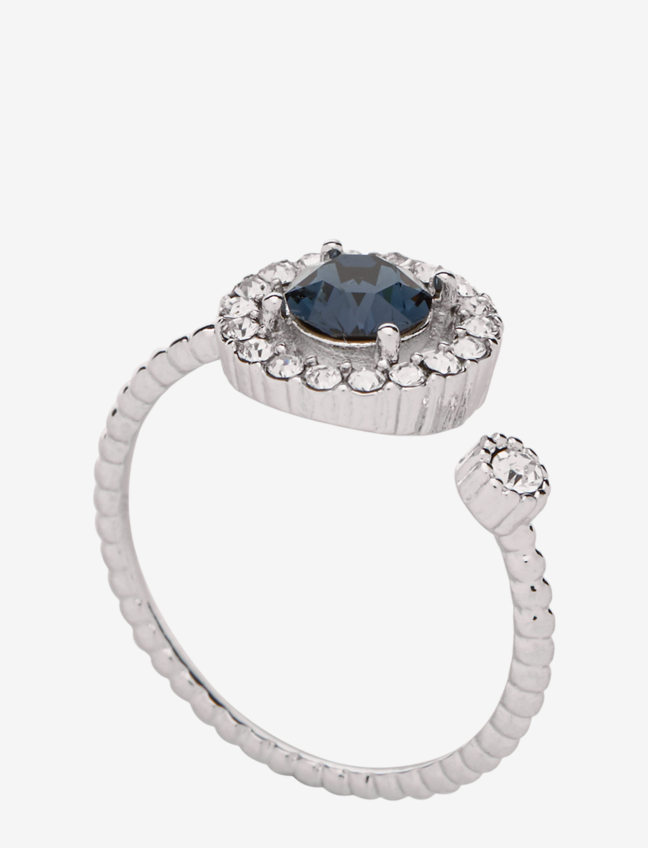 LILY AND ROSE - Miranda ring - Silver blue - bagues - silver blue