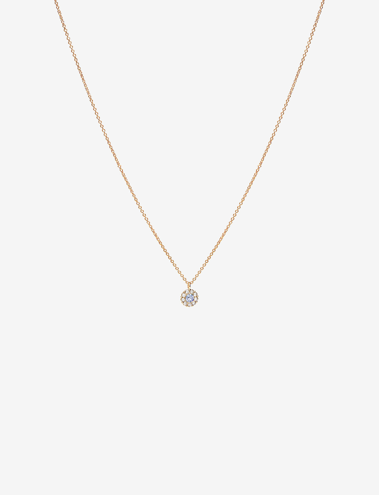 LILY AND ROSE - Petite Miss Sofia necklace - Light sapphire - sirot kaulakorut - light sapphire