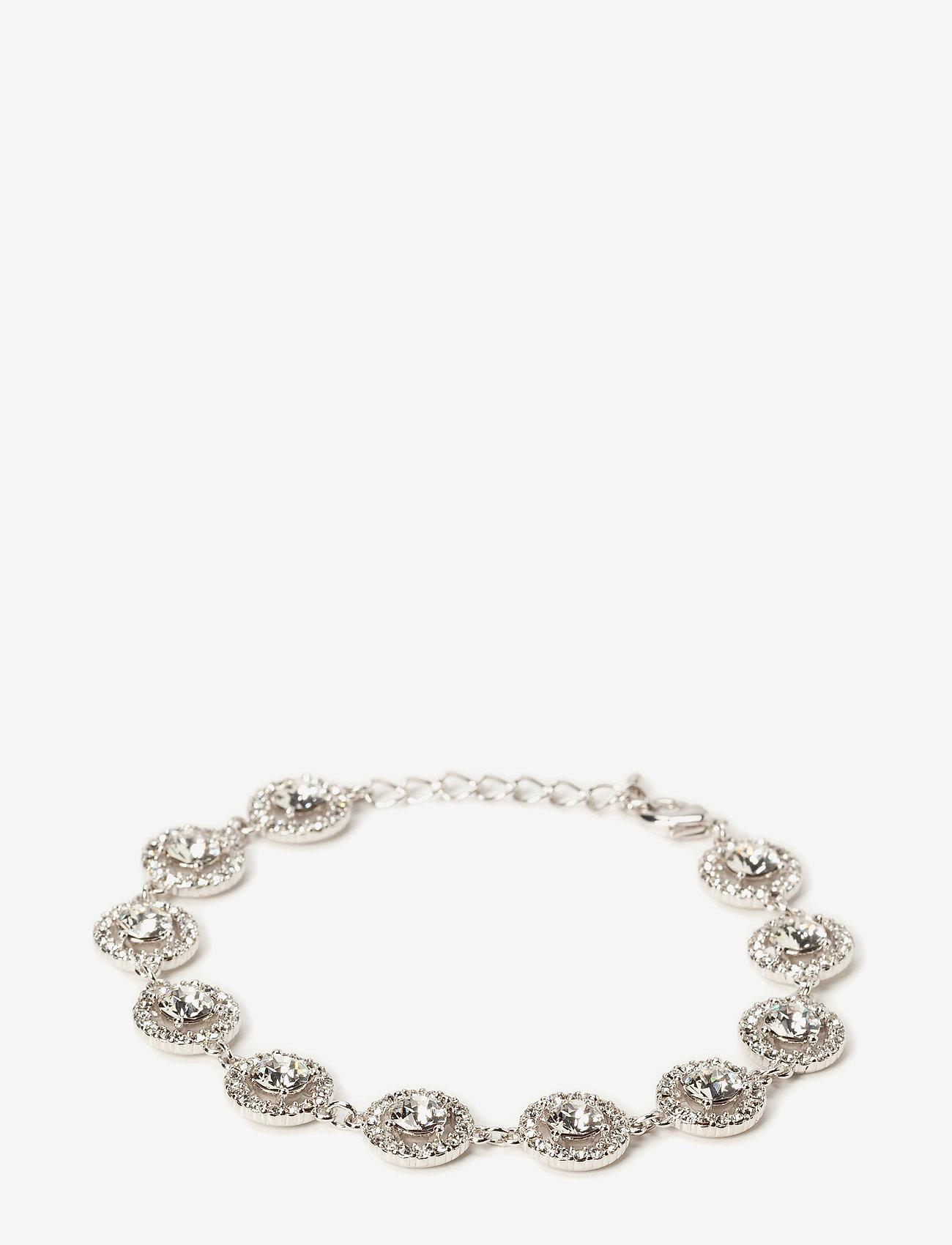 LILY AND ROSE - Miranda bracelet - Crystal - dainty - crystal - 0