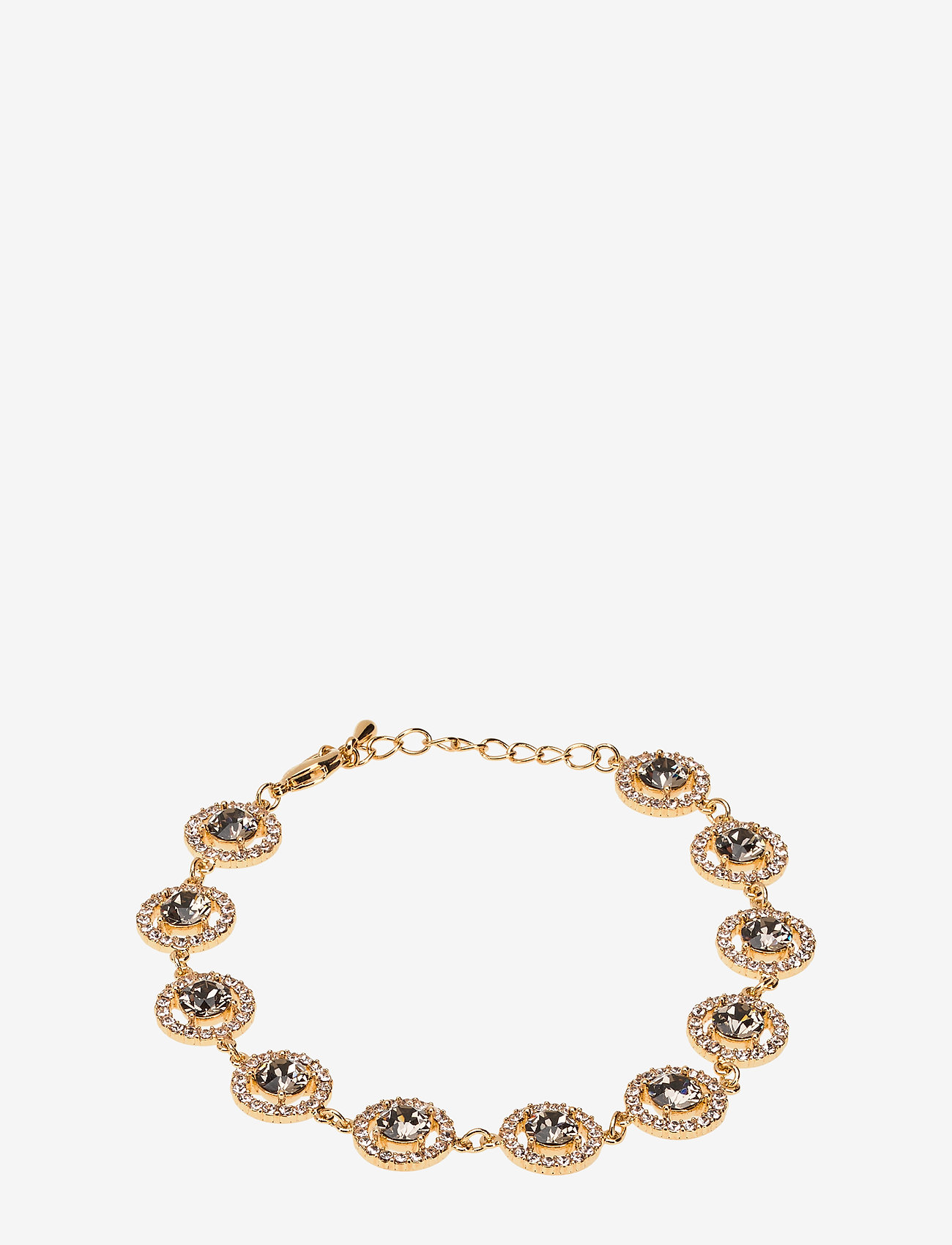 LILY AND ROSE - Miranda bracelet - Diamond grey - dainty - diamond grey - 0