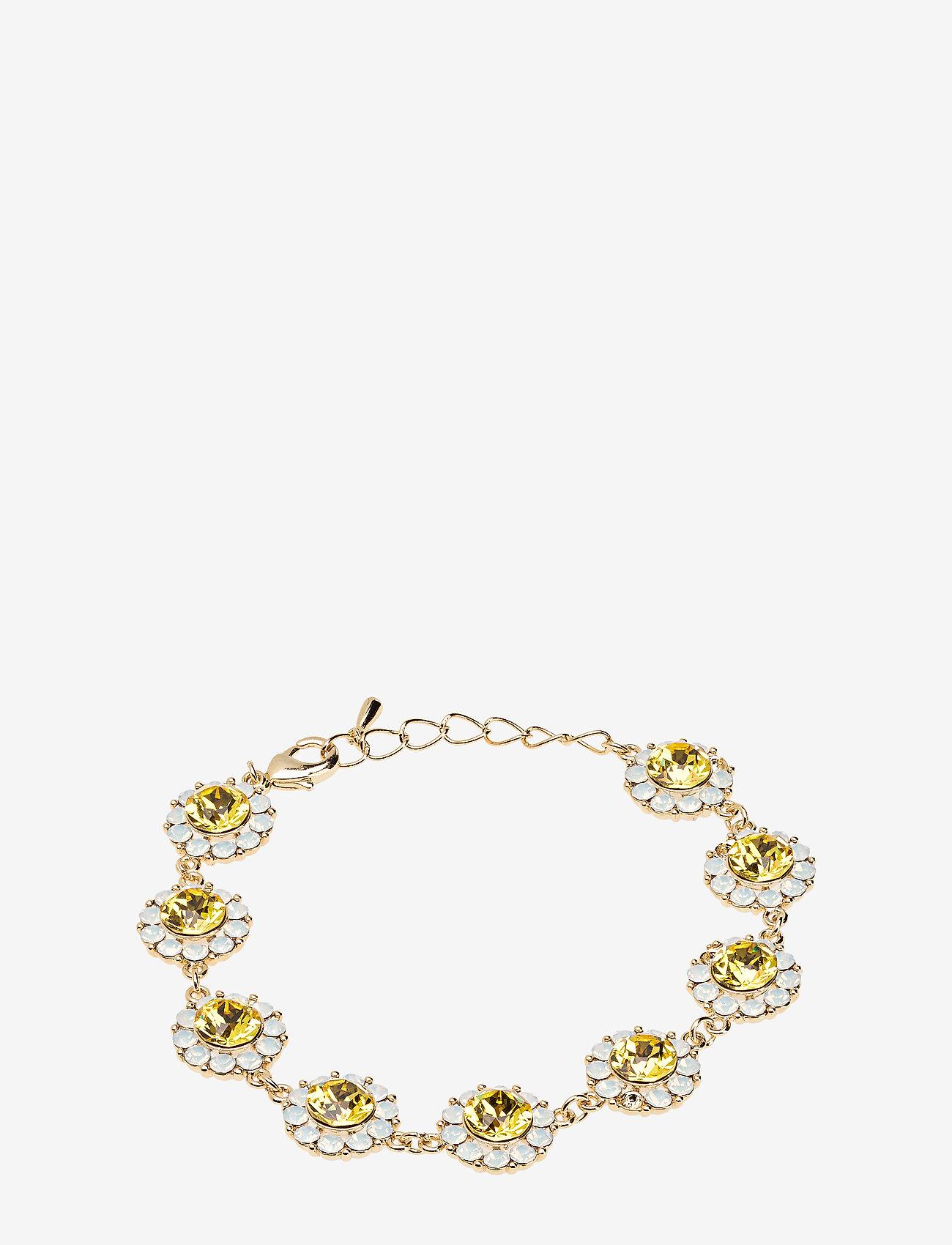 LILY AND ROSE - Sofia bracelet - Sunshine - dainty - sunshine