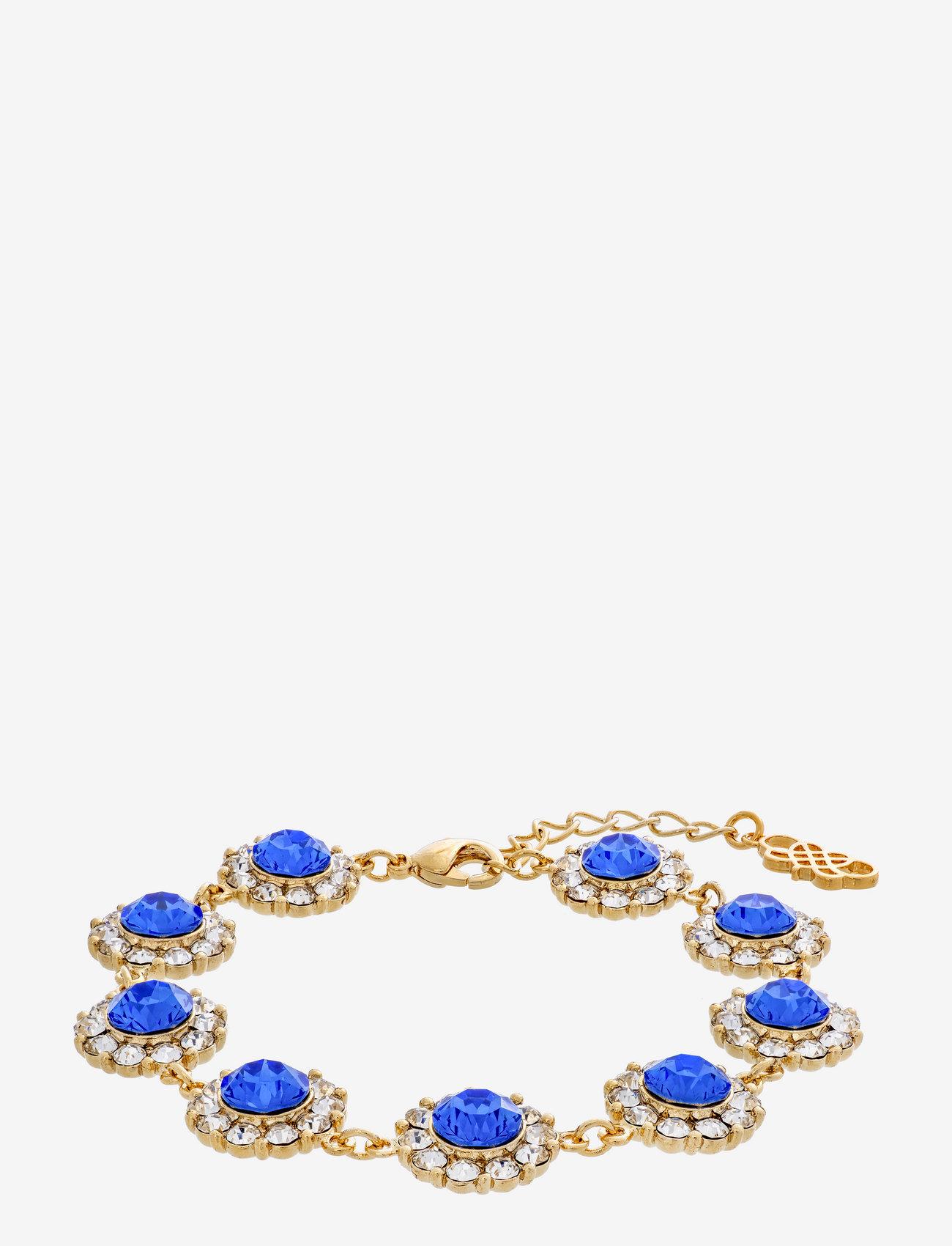 LILY AND ROSE - Sofia bracelet - Sapphire - dainty - sapphire - 1