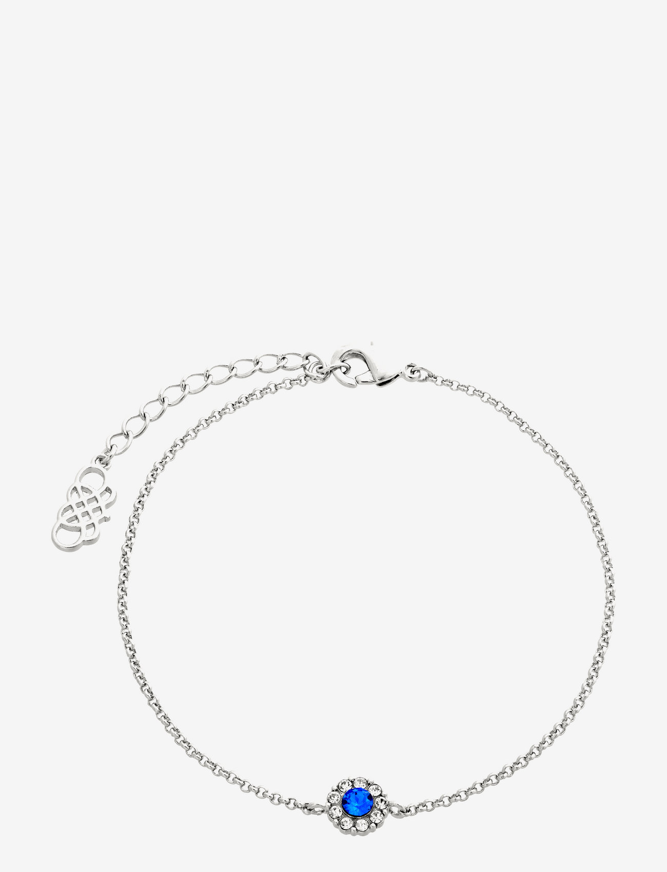 LILY AND ROSE - Petite Miss Sofia bracelet - Sapphire - dainty - sapphire (silver) - 0