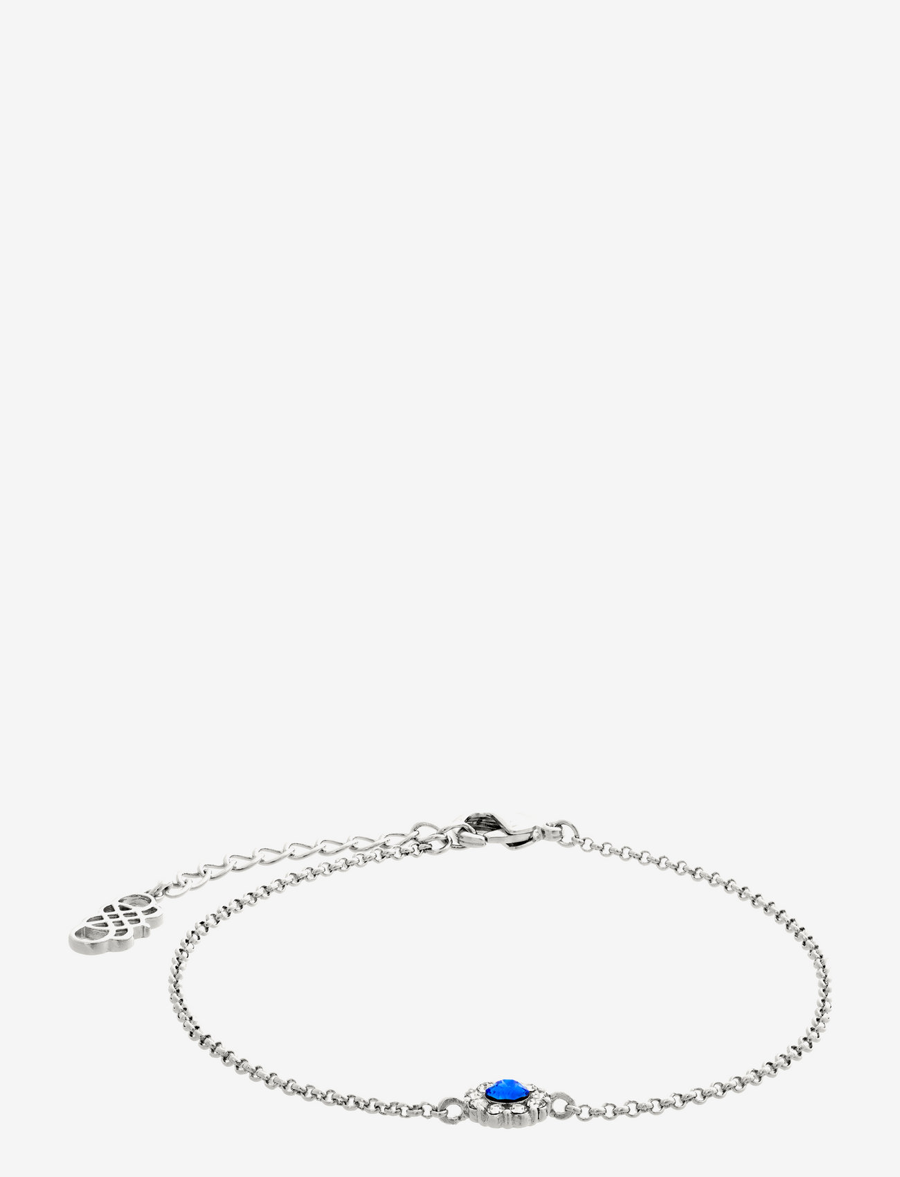 LILY AND ROSE - Petite Miss Sofia bracelet - Sapphire - dainty - sapphire (silver) - 1