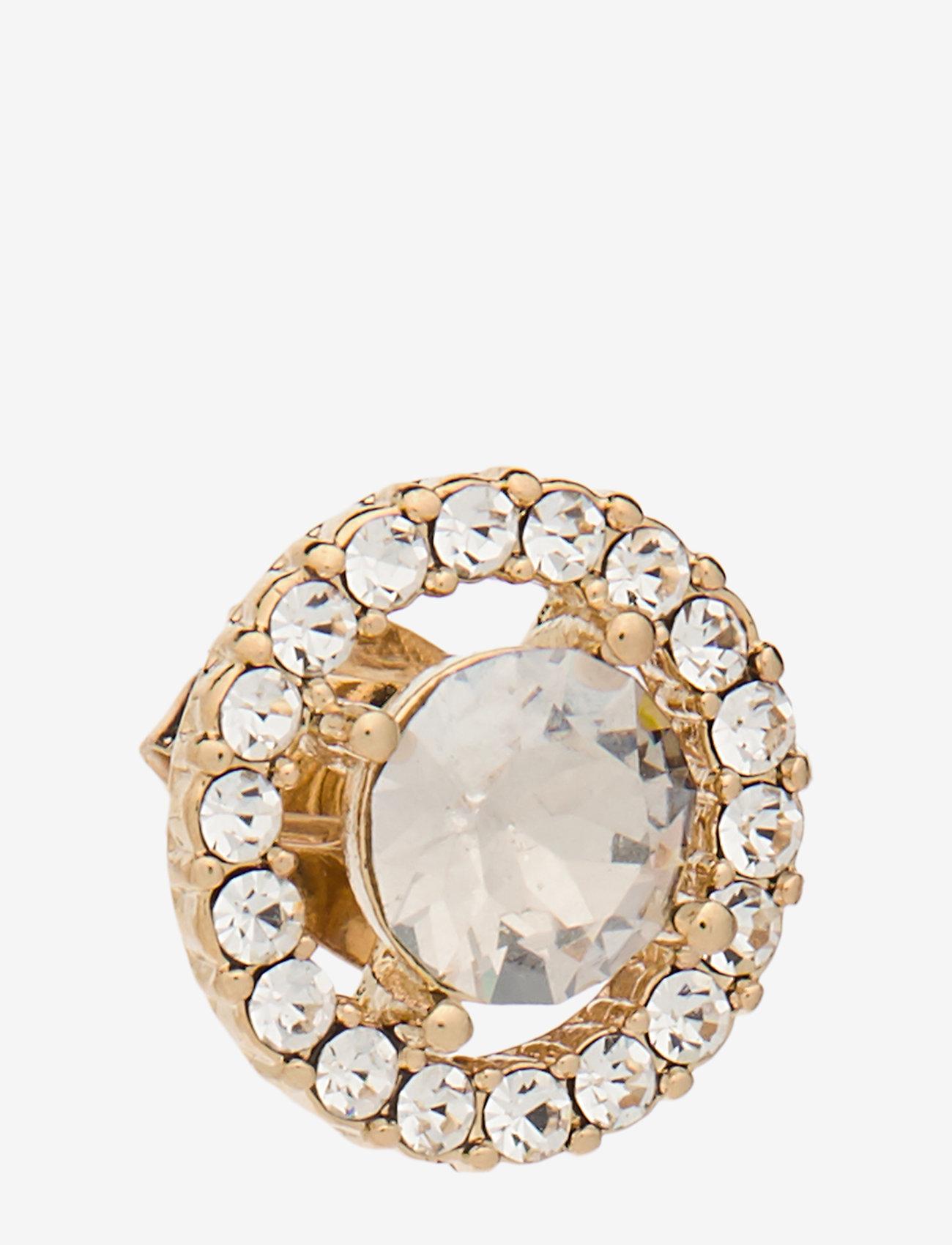 LILY AND ROSE - Miss Miranda earrings - Silvershade (Gold) - nappikorvakorut - silvershade
