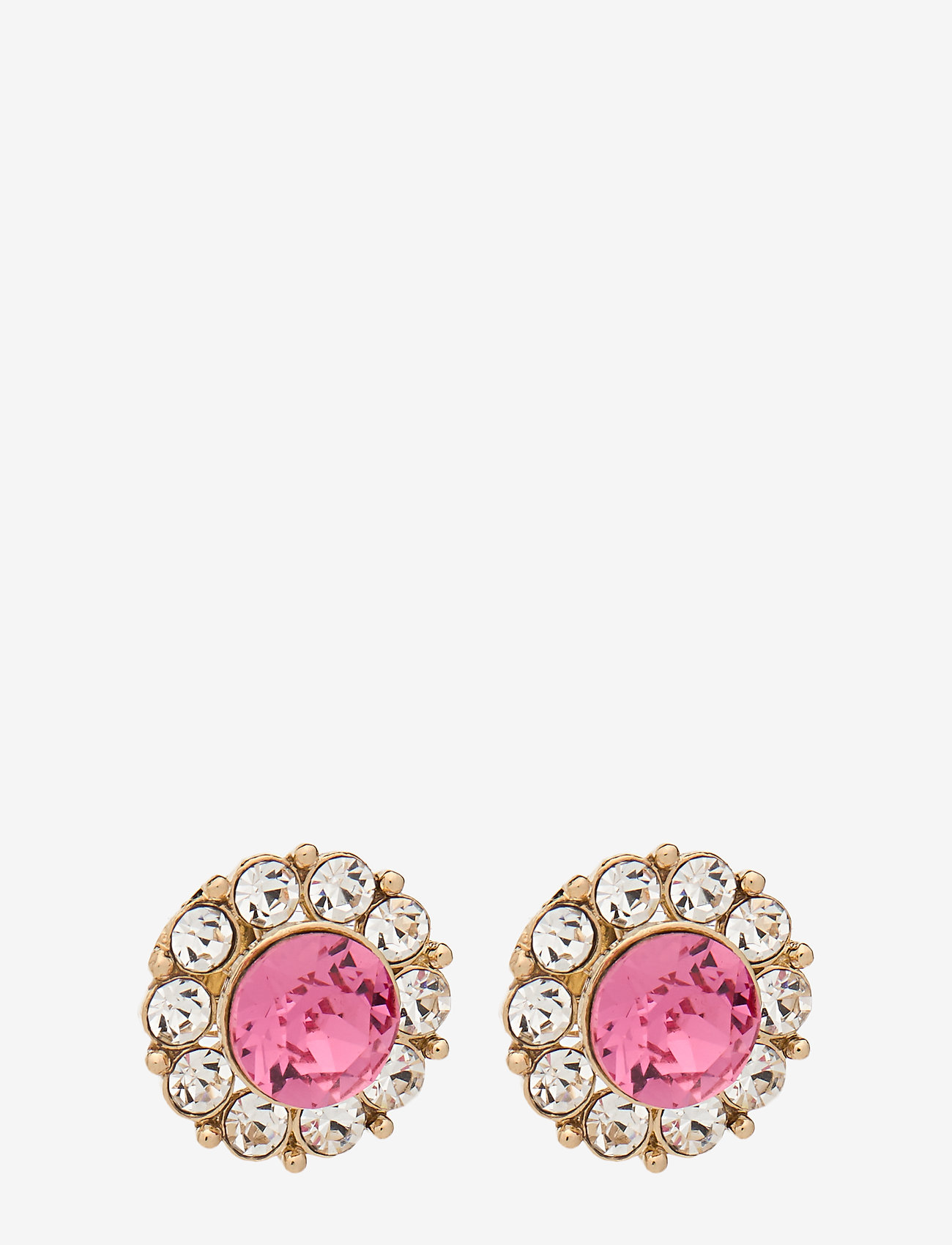 LILY AND ROSE - Miss Sofia earrings - Rose - studs - rose - 1