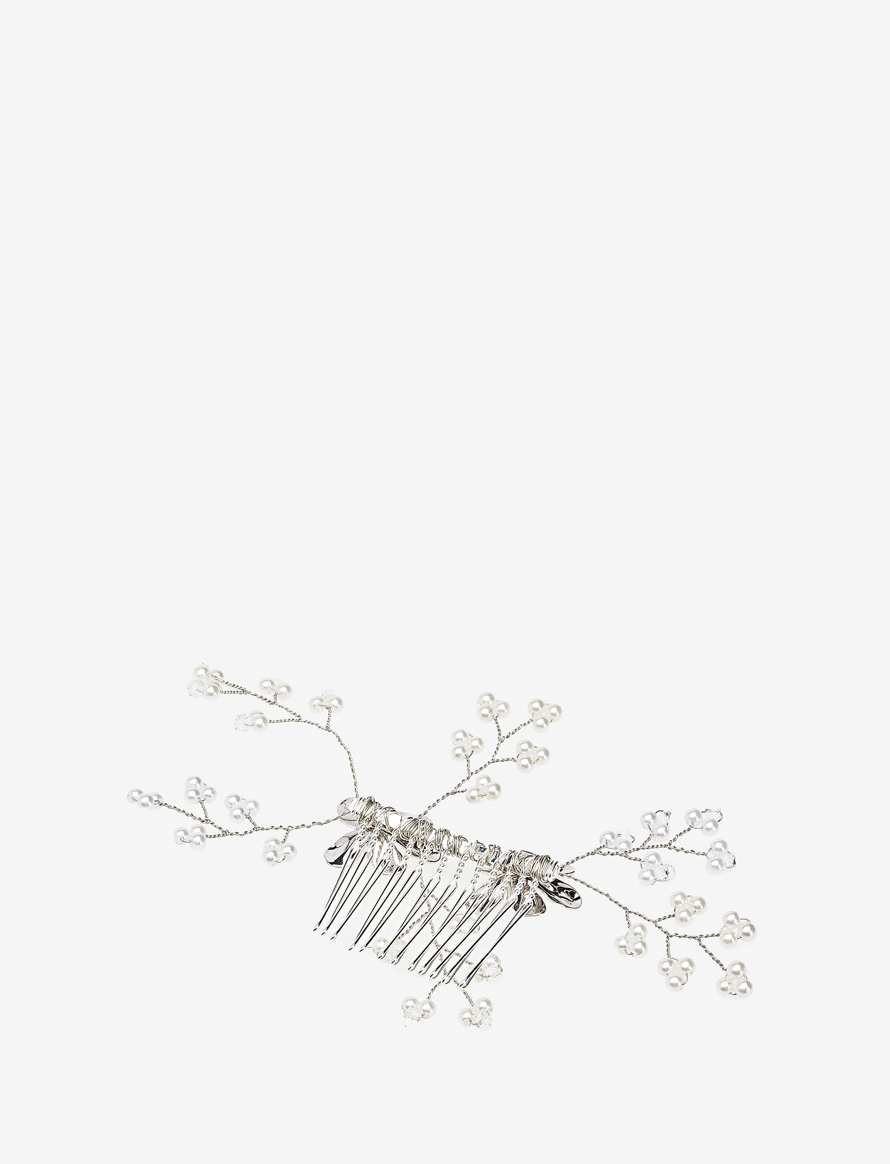 LILY AND ROSE - Miss Leonore hairpiece - Ivory (Silver) - accessoires - ivory - 1