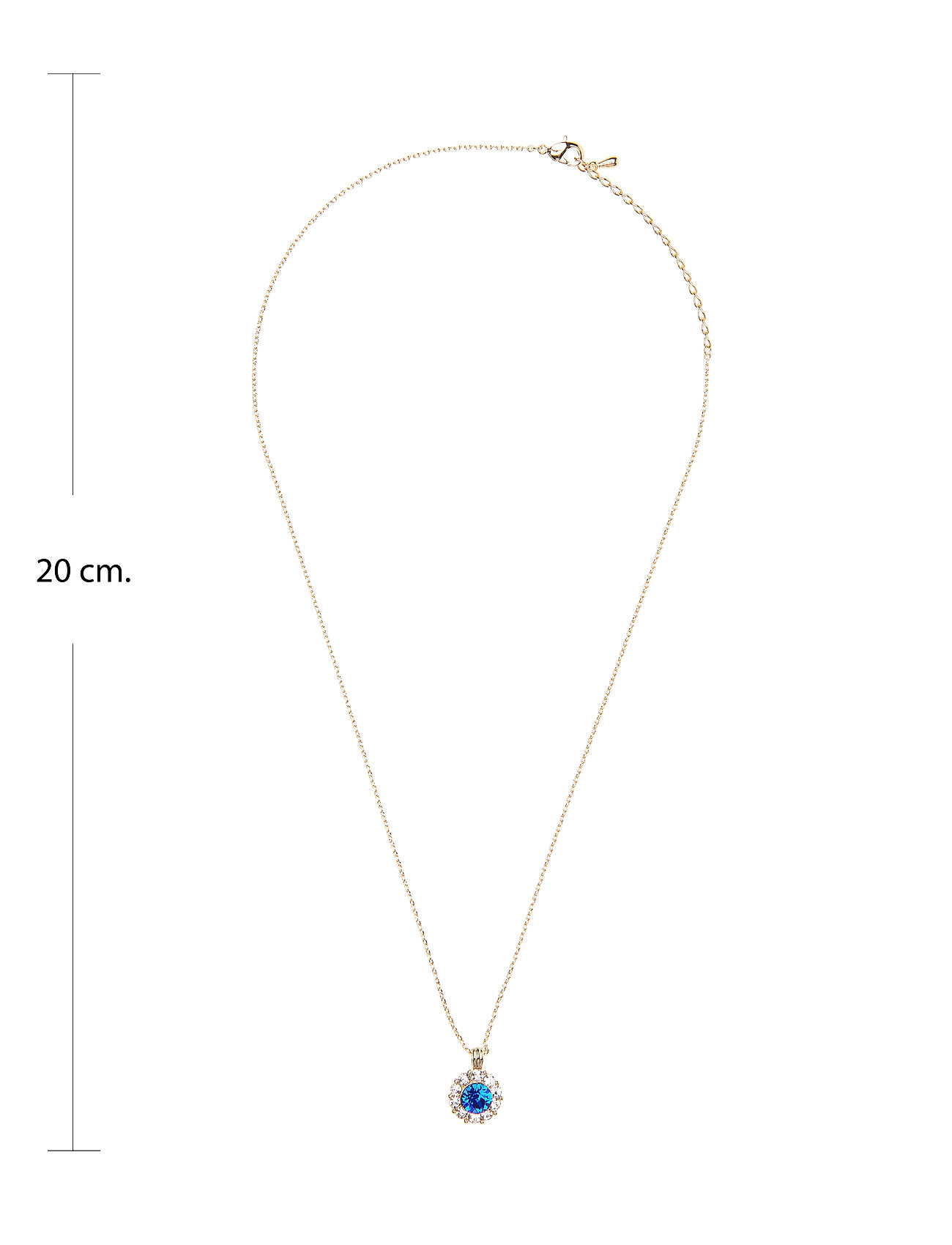 Lily And Rose Sofia Necklace - Majestic Blue Smycken