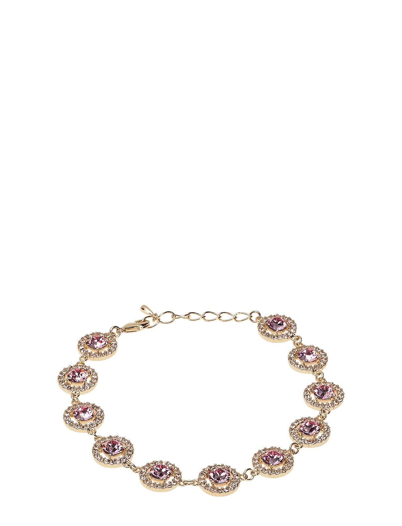 Image of Miranda Bracelet - Light Rose Accessories Jewellery Bracelets Chain Bracelets Lyserød LILY AND ROSE (3309710727)