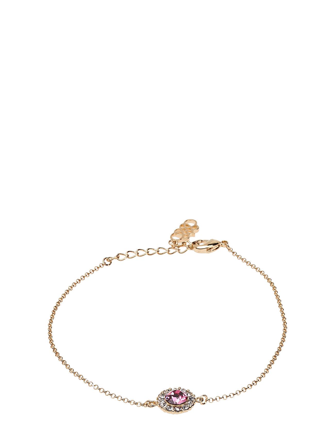 Image of Celeste Bracelet - Rose Accessories Jewellery Bracelets Chain Bracelets Lyserød LILY AND ROSE (3364041701)