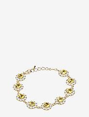 LILY AND ROSE - Sofia bracelet - Sunshine - dainty - sunshine - 0