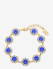 LILY AND ROSE - Sofia bracelet - Sapphire - dainty - sapphire - 0