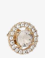 LILY AND ROSE - Miss Miranda earrings - Silvershade (Gold) - nappikorvakorut - silvershade - 0