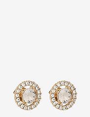 LILY AND ROSE - Miss Miranda earrings - Silvershade (Gold) - nappikorvakorut - silvershade - 1