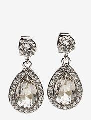 LILY AND ROSE - Miss Amy earrings - Crystal - auskari ar kulonu - crystal - 0
